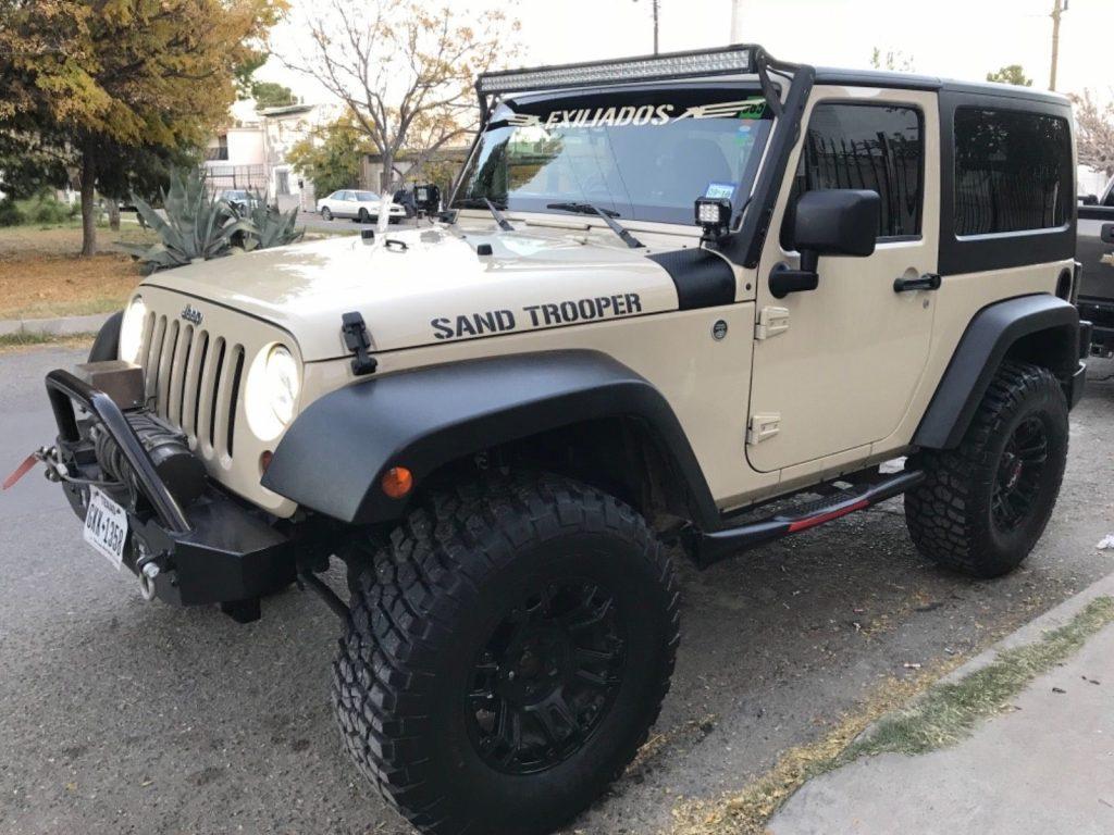 aftermarket parts 2011 jeep wrangler sport 4 4 for sale. Black Bedroom Furniture Sets. Home Design Ideas