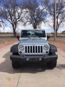 excellent shape 2012 Jeep Wrangler Sport 4×4 for sale