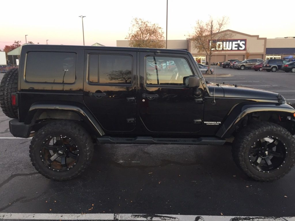 exceptional 2012 Jeep Wrangler Altitude edition 4×4
