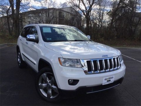 low mileage 2011 Jeep Grand Cherokee Overland 4×4 for sale