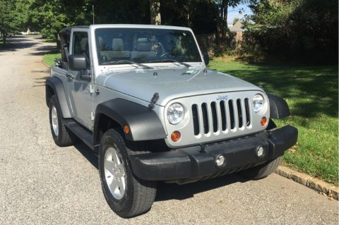 low mileage 2012 Jeep Wrangler Sport 4×4 for sale