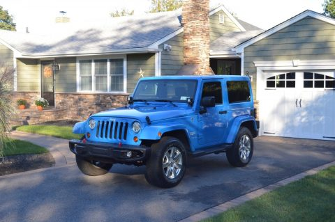 mint conditions 2011 Jeep Wrangler Sahara 4×4 for sale