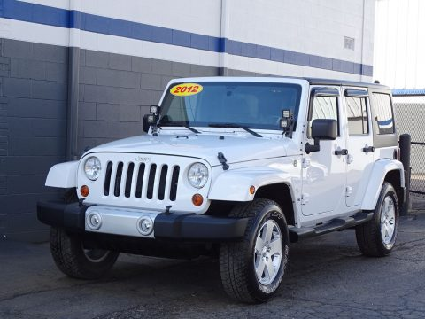 upgraded 2012 Jeep Wrangler Sahara 4×4 for sale