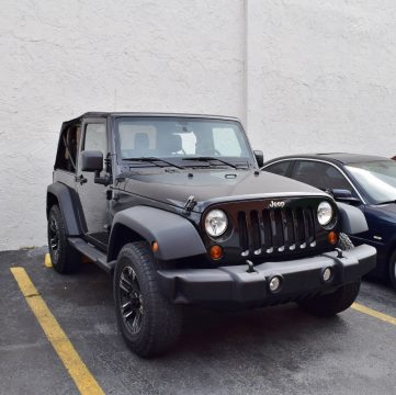 Well Maintained 2011 Jeep Wrangler Sport 4×4 for sale