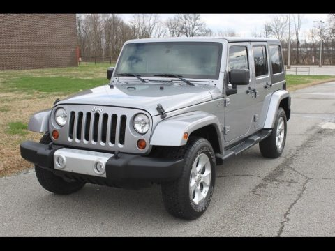 low mileage 2013 Jeep Wrangler Unlimited Sahara 4×4 for sale