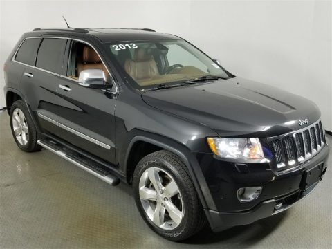 nice paint 2013 Jeep Grand Cherokee Overland 4×4 for sale