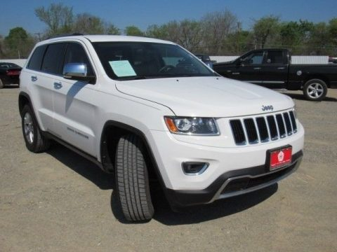 loaded 2014 Jeep Grand Cherokee Limited 4×4 for sale