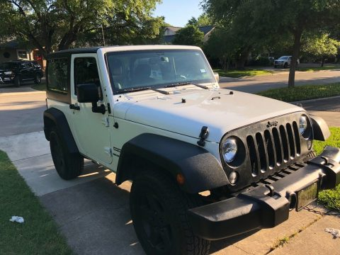 new tires 2014 Jeep Wrangler Sport 4×4 for sale