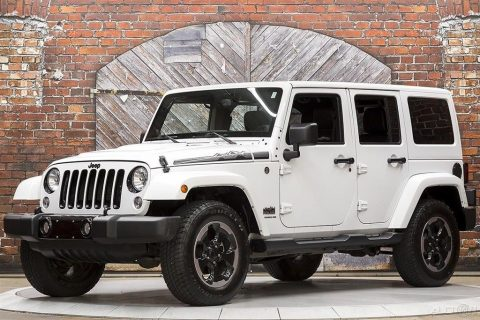 Polar Edition 2014 Jeep Wrangler Sahara 4X4 for sale