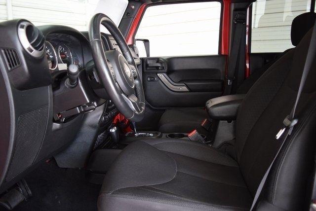 great shape 2015 Jeep Wrangler Unlimited Sport 4×4