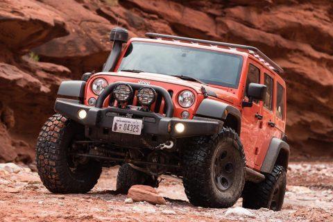 Hemi powered custom 2015 Jeep Wrangler Rubicon 4×4 for sale