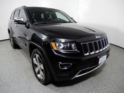 loaded 2015 Jeep Grand Cherokee 4×4 for sale