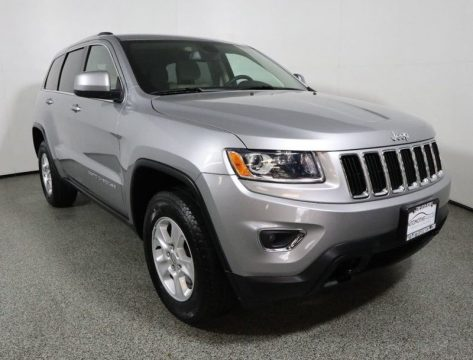 low miles 2015 Jeep Grand Cherokee 4×4 for sale