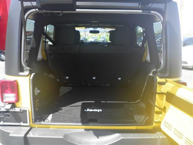 Very Low Mileage 2015 Jeep Wrangler Sport 4×4