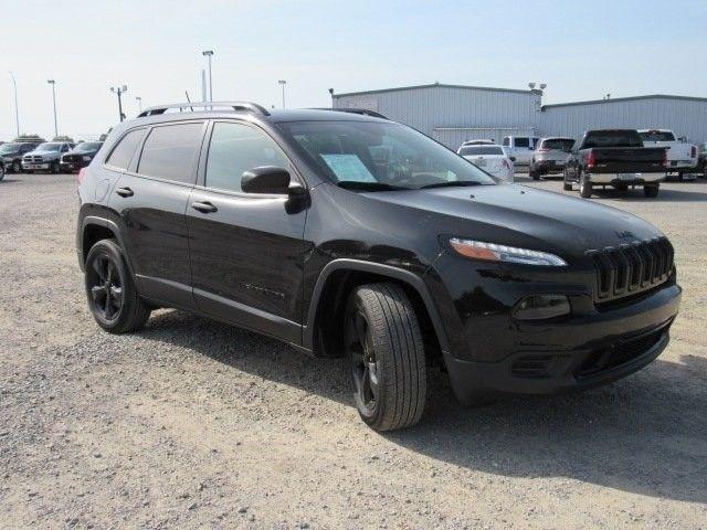 loaded 2016 Jeep Cherokee Sport 4×4