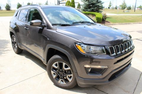 loaded 2017 Jeep Compass Latitude 4×4 for sale