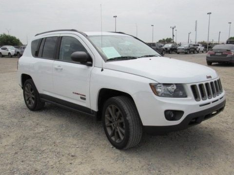 loaded 2017 Jeep Compass Sport 4×4 for sale