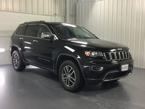 loaded 2017 Jeep Grand Cherokee Limited 4×4 for sale