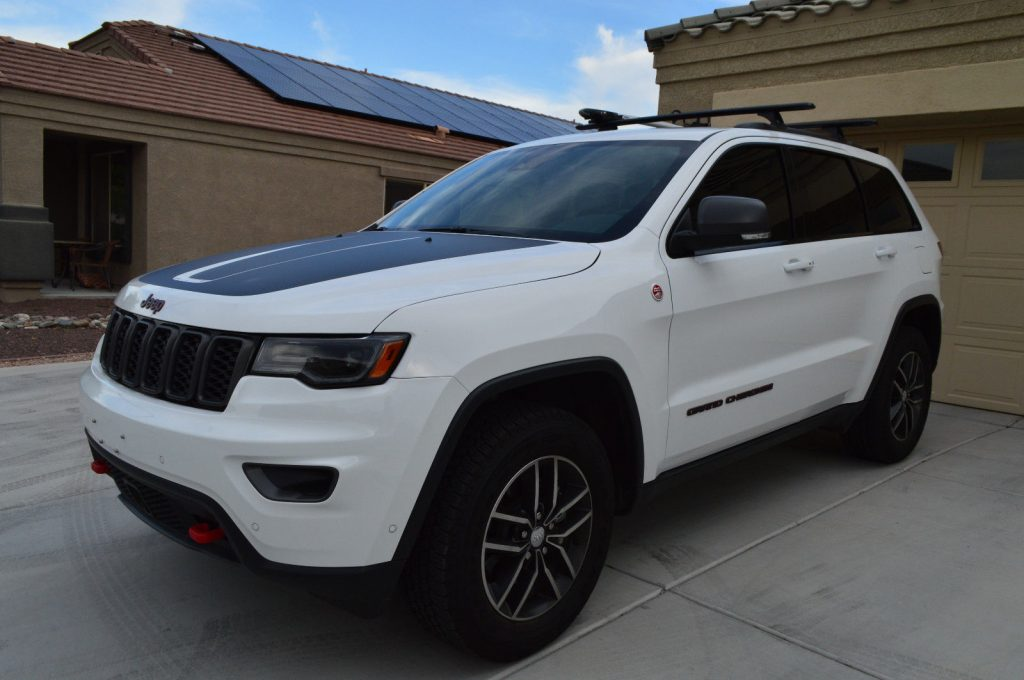 Low Mileage 2017 Jeep Grand Cherokee Trailhawk 4×4