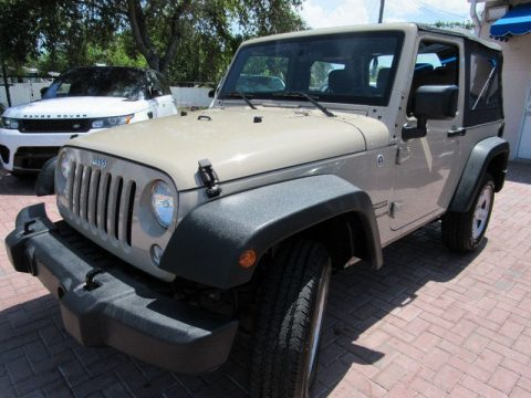 low miles 2016 Jeep Wrangler 4×4 for sale