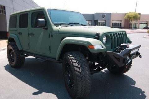 low miles 2018 Jeep Wrangler 4×4 for sale