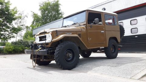 modified 1979 Toyota Land Cruiser bj40 4×4 for sale