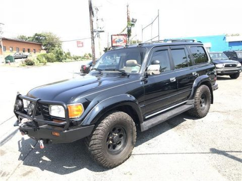 great shape 1997 Toyota Land Cruiser 4×4 for sale