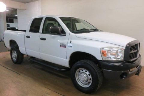 lifted 2008 Dodge Ram 2500 4×4 for sale