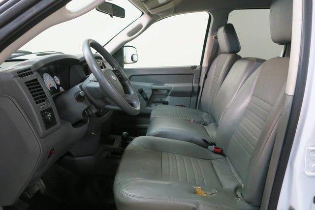 lifted 2008 Dodge Ram 2500 4×4