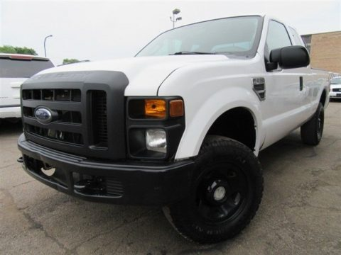 low mileage 2008 Ford F 250 XL Supercab pickup 4×4 for sale
