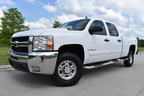 nice 2008 Chevrolet Silverado 2500 LT 4×4 for sale