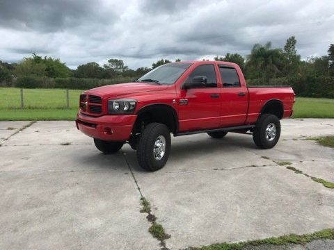 very nice 2008 Dodge Ram 2500 Sport pickup 4×4 for sale