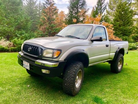 new paint 2003 Toyota Tacoma 4×4 for sale