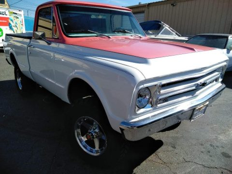 383 stroker 1967 Chevrolet C/K Pickup 1500 K10 4×4 for sale
