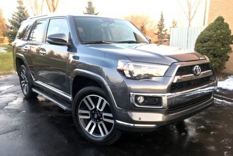 awesomely loaded 2015 Toyota 4runner Limited Edition 4×4 for sale