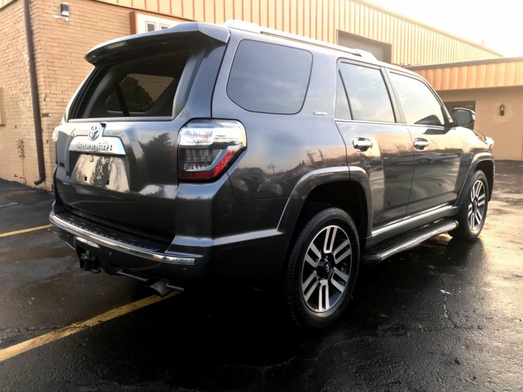 awesomely loaded 2015 Toyota 4runner Limited Edition 4×4