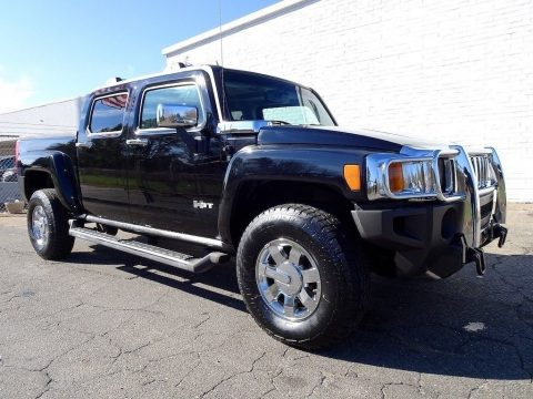 clean 2009 Hummer H3T 4×4 for sale