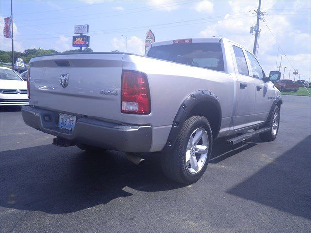 loaded 2009 Dodge Ram 1500 ST 4×4