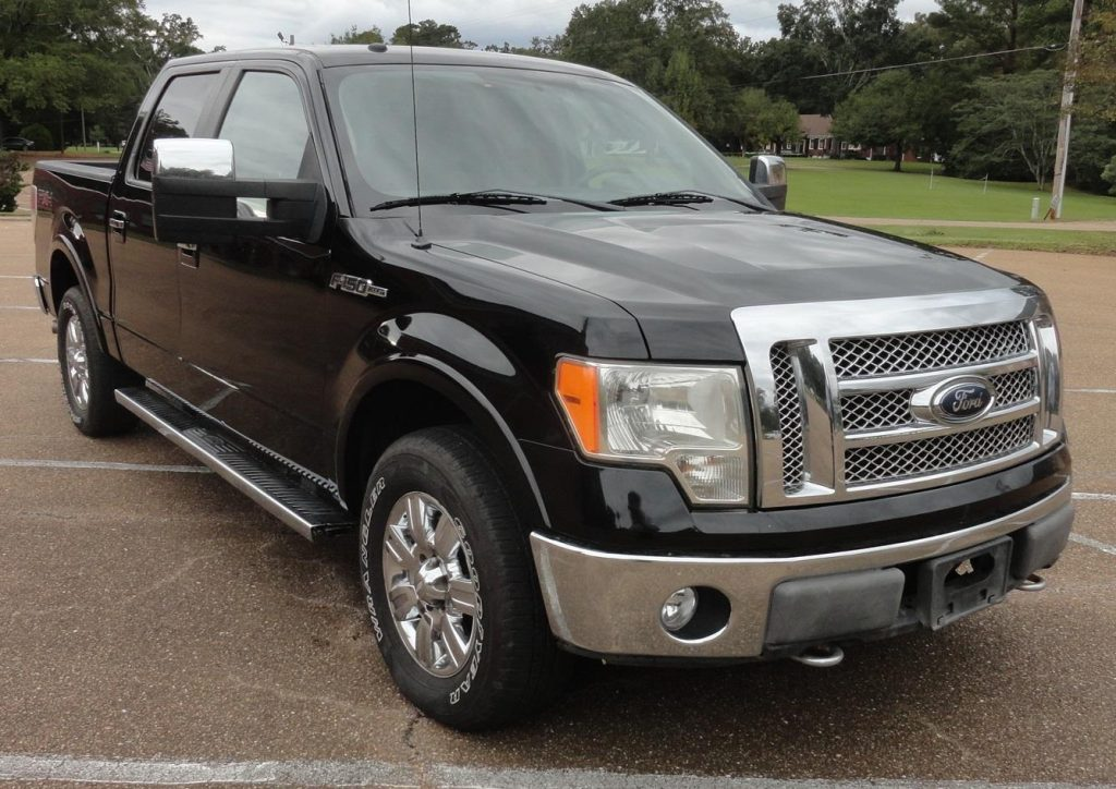loaded 2010 Ford F 150 Lariat 4×4