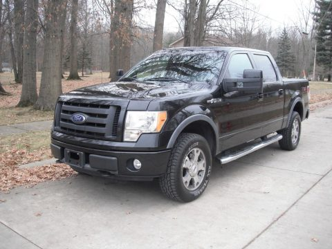 loaded with goodies 2010 Ford F 150 FX4 Supercrew 4×4 for sale