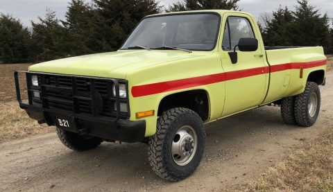 new parts 1986 Chevrolet M1028a3 D30 4×4 for sale