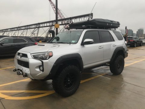 perfect shape 2015 Toyota 4runner Trail 4×4 for sale
