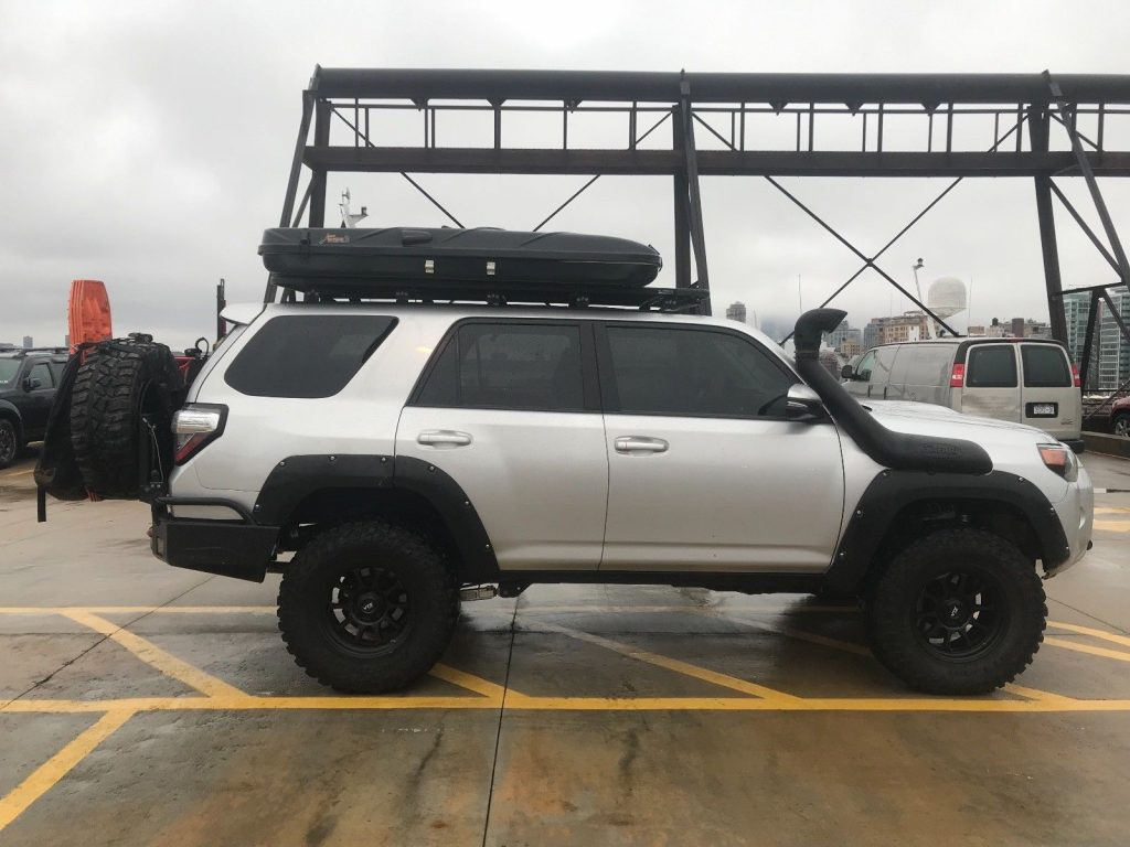 perfect shape 2015 Toyota 4runner Trail 4×4