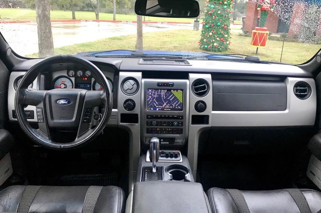 strong 2010 Ford F 150 SVT Raptor 4×4