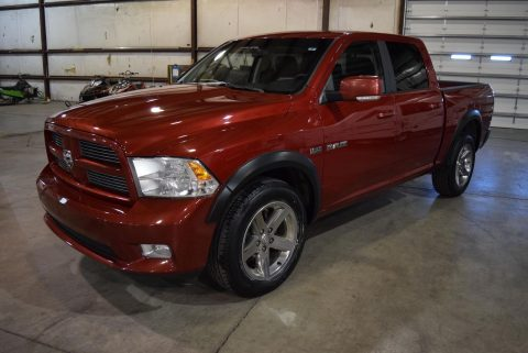 super clean 2010 Dodge Ram 1500 Sport 4×4 for sale