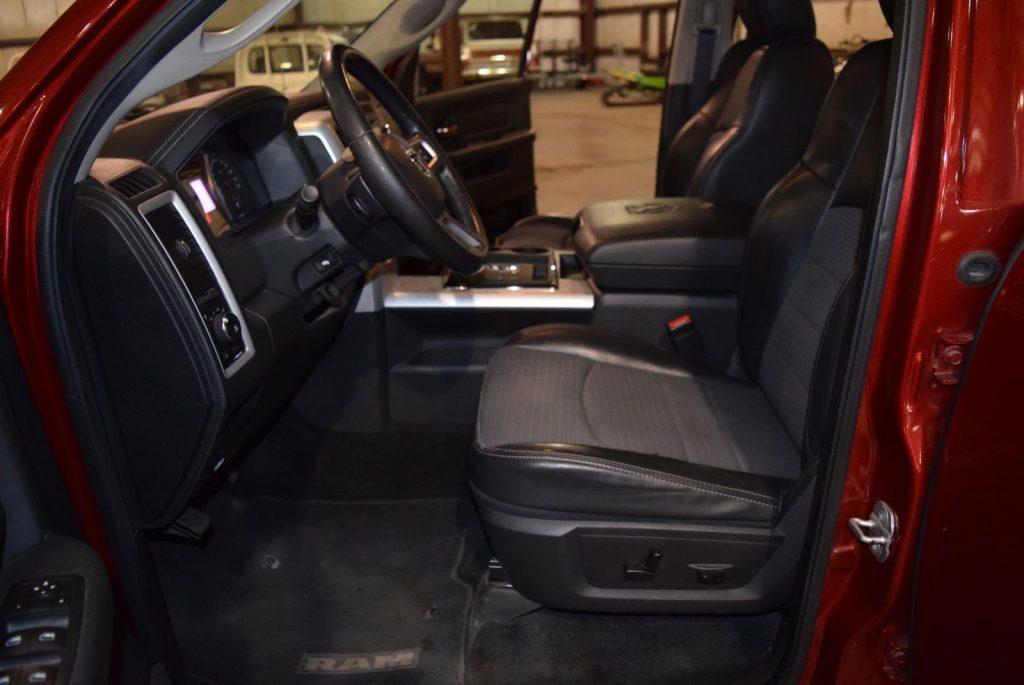 super clean 2010 Dodge Ram 1500 Sport 4×4