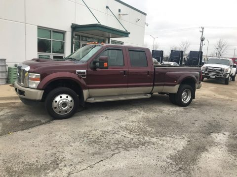 very clean 2010 Ford F 450 KING RANCH 4×4 for sale