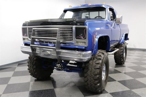 very nice 1978 Chevrolet K 10 Scottsdale 4×4 for sale