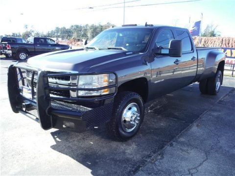 very nice 2010 Chevrolet Silverado 3500 DRW LTZ 4×4 for sale