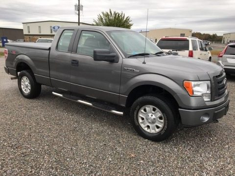 well equipped 2010 Ford F 150 STX 4×4 for sale